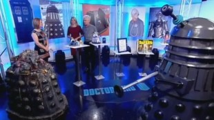 Collectables Expert Tracy Martin talks to This Morning about Doctor Who Memorabilia